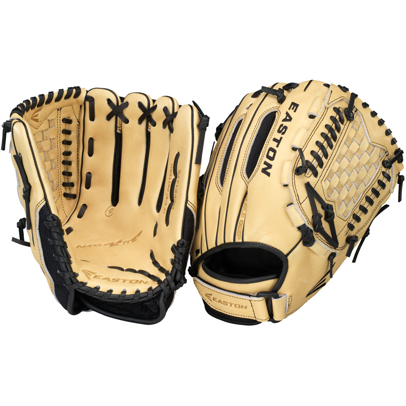 "Easton Natural Elite Fastpitch Softball Glove 13"" NEFP 1300 A130418"