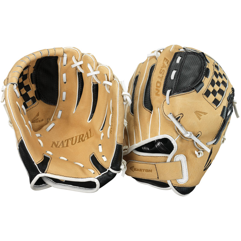 Easton NYFP 1100 Natural Youth Fastpitch Series Baseball Glove 11""