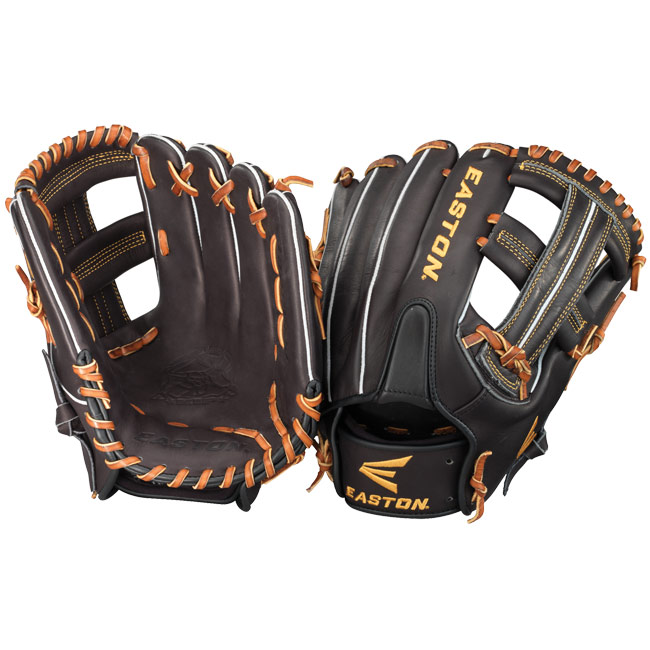 custom easton baseball gloves