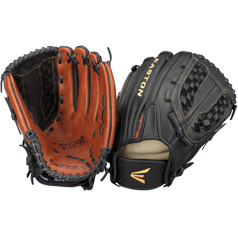 "Easton Rival Fastpitch Softball Glove 13"" RVFP 1300 A130317"