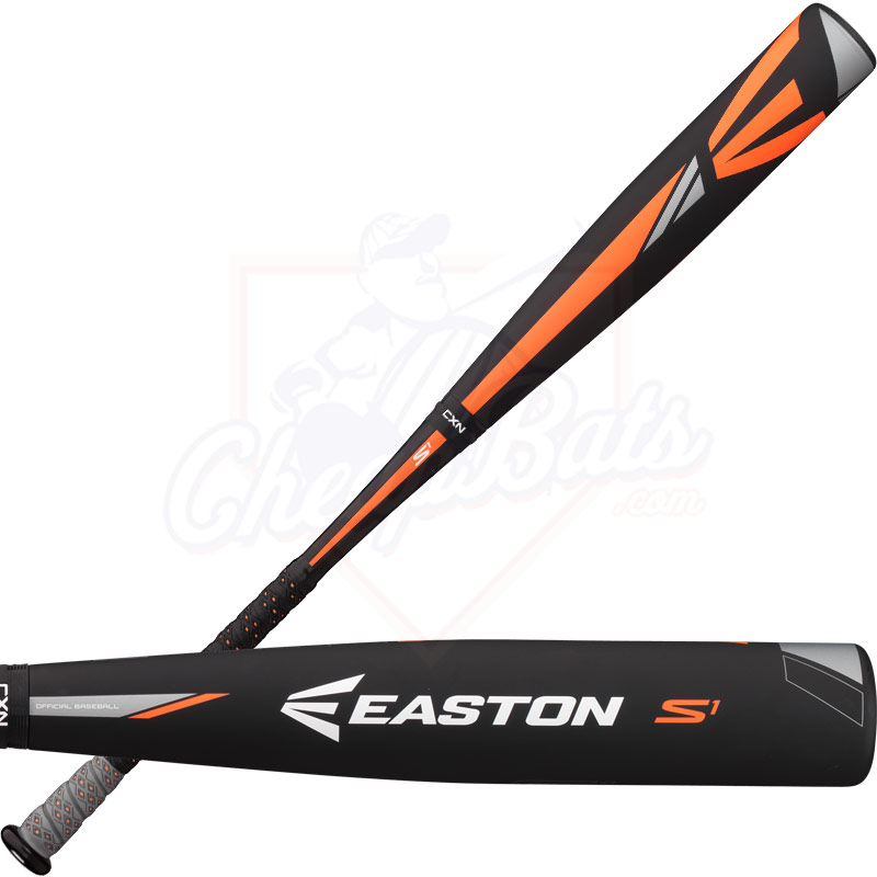 2015 Easton S1 BBCOR Baseball Bat -3oz BB15S1