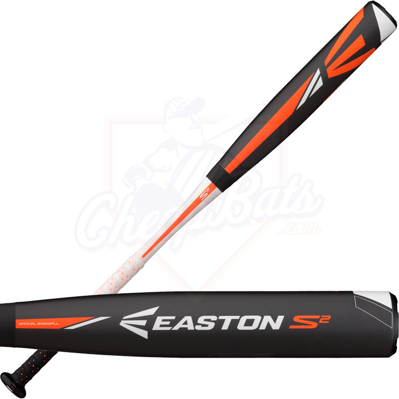 2015 Easton S2 Youth Baseball Bat -13oz YB15S2