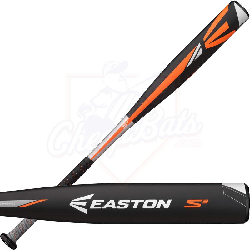 2015 easton s3 youth baseball bat 13oz yb15s3 for The easton