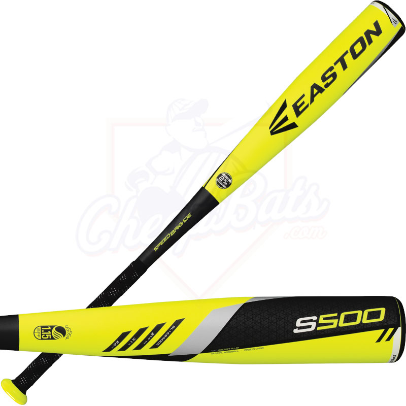 2016 Easton S500 Youth Big Barrel Baseball Bat -5oz SL16S5005