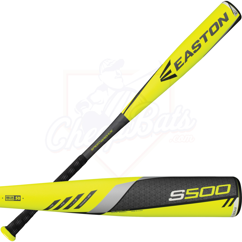 2016 Easton S500 BBCOR Baseball Bat -3oz BB16S500