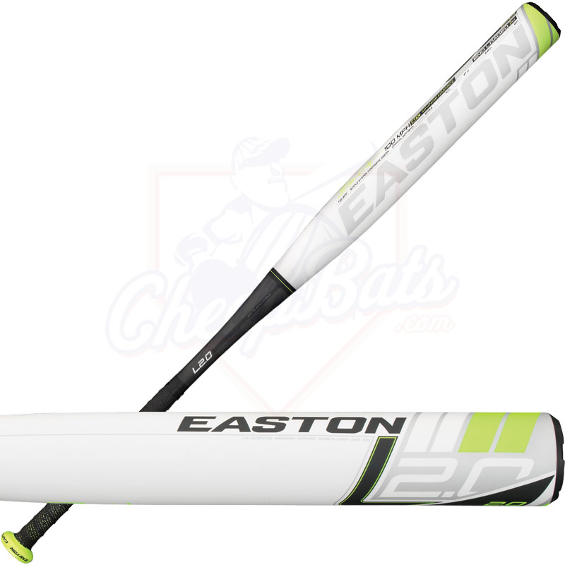 Easton Raw Power L2.0 Slowpitch Softball Bat End Load Brian Wegman SP13L2