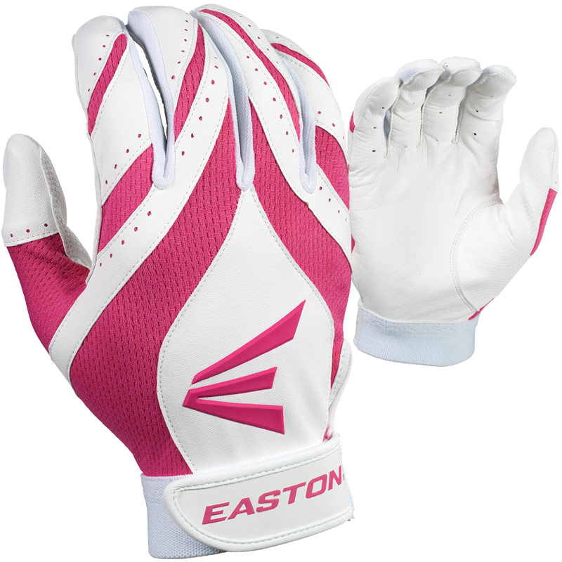 Easton SYNERGY II FASTPITCH Batting Gloves (Adult Pair)