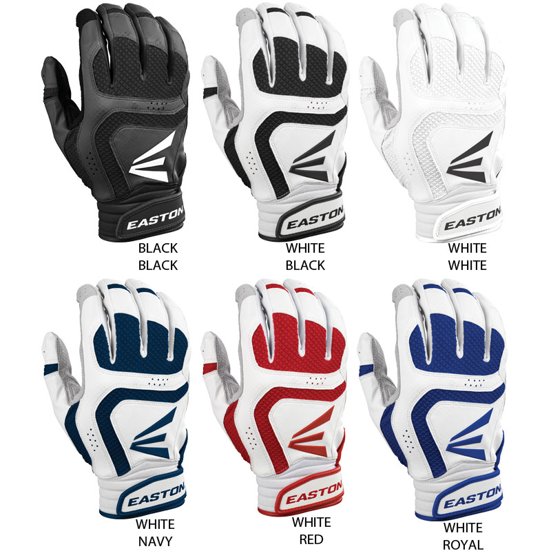 Easton VRS ICON Batting Gloves (Adult Pair)
