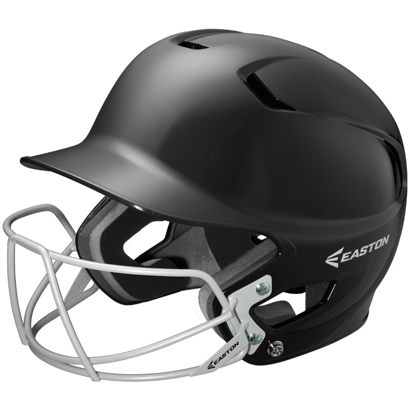 Easton Z5 Solid Batting Helmet With Mask Senior/Junior A168082/83