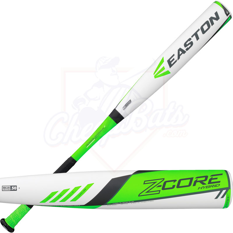2016 Easton Z-CORE HYBRID BBCOR Baseball Bat -3oz BB16ZH