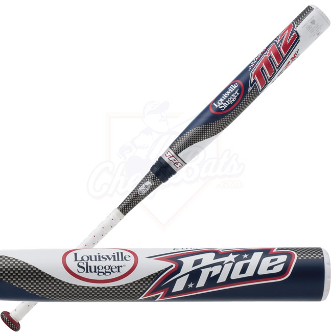 2013 Louisville Slugger M2 PRIDE Fastpitch Softball Bat -12oz FP13M2