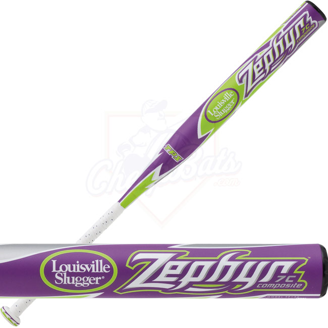 2013 Louisville Slugger ZEPHYR Fastpitch Softball Bat -13oz FP13Z