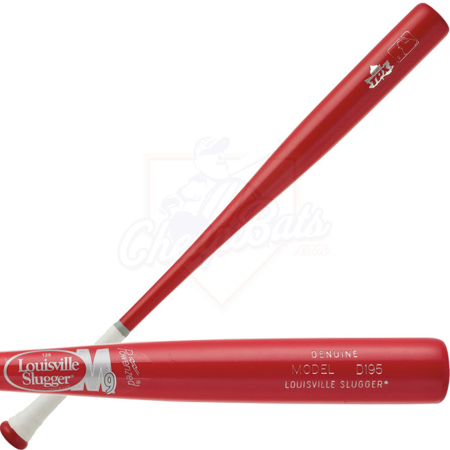 Louisville Slugger M9D195S Maple Wood Baseball Bat
