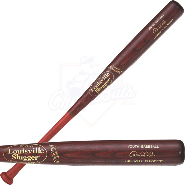 Louisville Slugger Youth Wood Baseball Bat Ash MLB125YWC