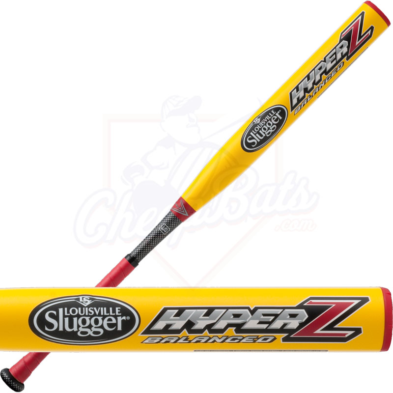 2014 Louisville Slugger Hyper Z Senior Slow Pitch Softball Bat SBZ314-SR