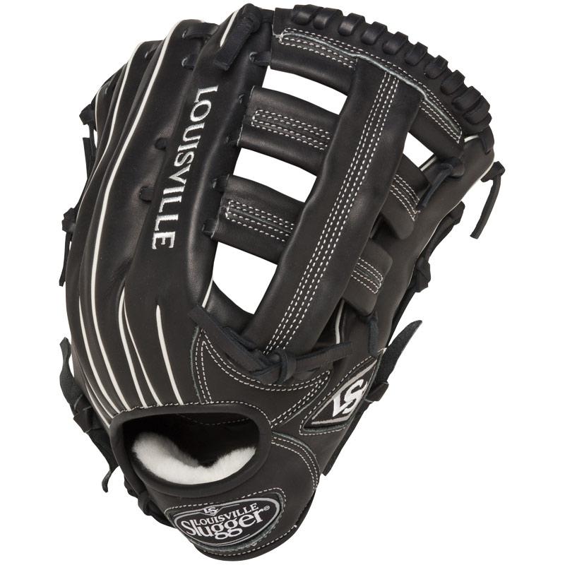 "CLOSEOUT Louisville Slugger Pro Flare Baseball Glove 12 75"" FGPF14-BK127"