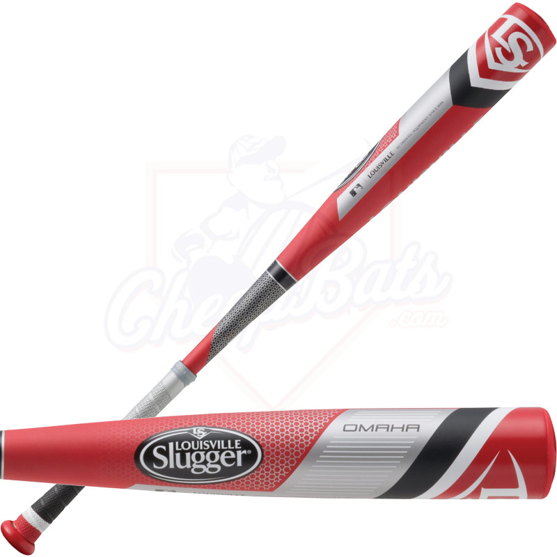 2015 Louisville Slugger OMAHA 515 Big Barrel Bat -10oz SLO515X