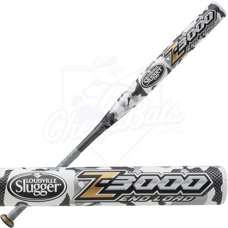 2014 Louisville Slugger Z3000 Softball Bat Slowpitch End Load