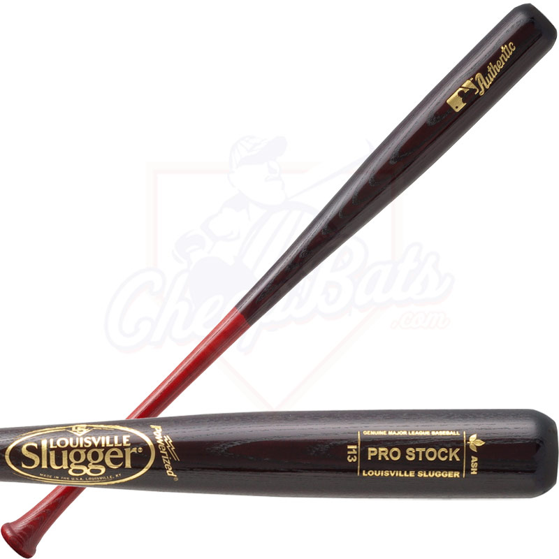 Louisville Slugger Pro Stock Ash Wood Baseball Bat WBPS14-13CWK