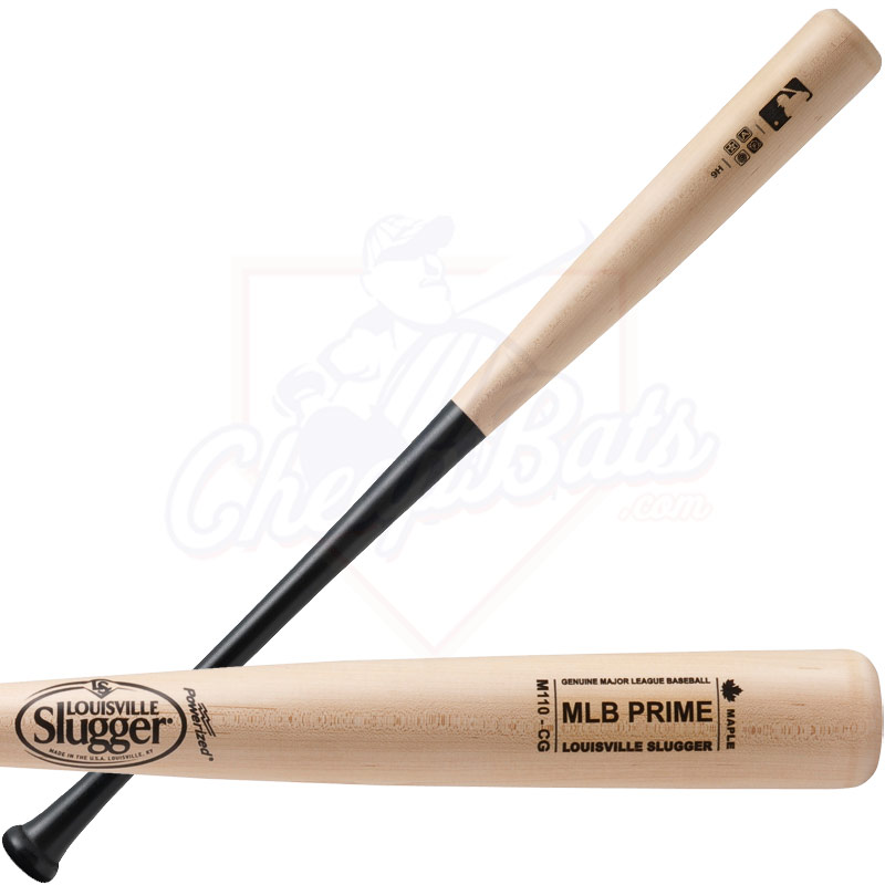 Louisville Slugger MLB Prime Maple Wood Baseball Bat WBVM14-10CBN
