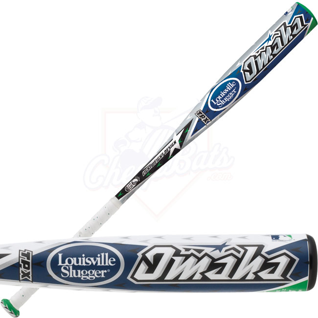 2013 Louisville Slugger Omaha Youth Baseball Bat -13oz. YB136