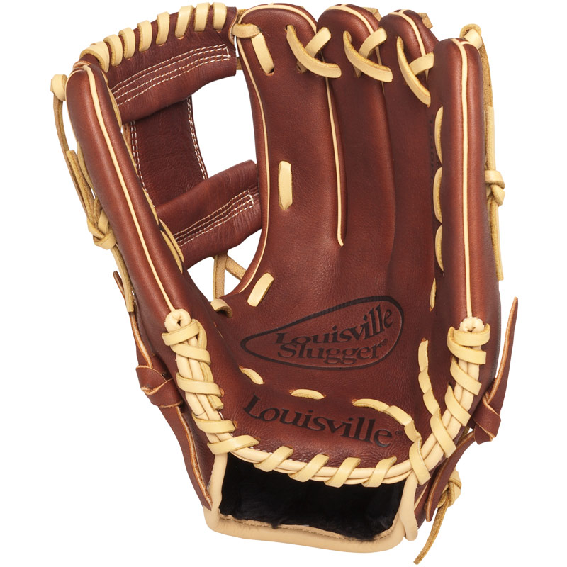 "CLOSEOUT Louisville Slugger 125 Series Baseball Glove 11.25"" 125S1125"