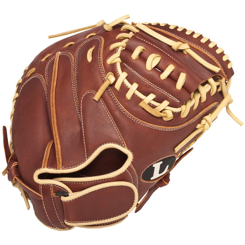 "Louisville Slugger 125 Series Catchers Mitt 32.5"" 125SCM"