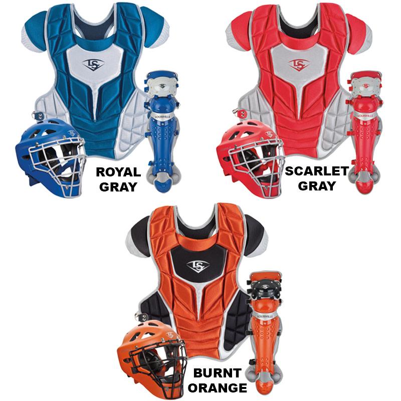CLOSEOUT Louisville Slugger Series 7 Catchers Gear Set ...