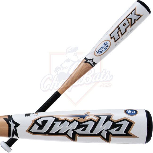 2012 Louisville Slugger Omaha Coach Pitch Baseball Bat CP126