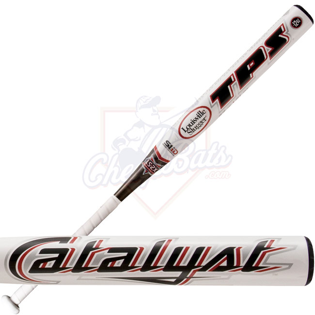 2012 Louisville Slugger Catalyst Fastpitch Softball Bat - FP12C2
