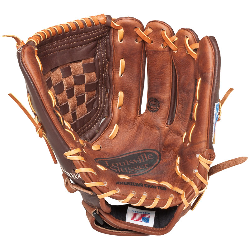 "CLOSEOUT Louisville Slugger Icon Fastpitch Softball Glove 12.5"" ICF1250"