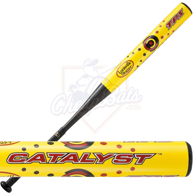 2012 Louisville Slugger Catalyst Balanced Slowpitch Softball Bat SB105B