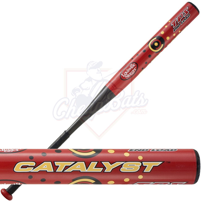 2012 Louisville Slugger Catalyst End Loaded Slowpitch Softball Bat SB105E