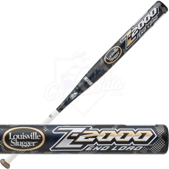 2013 Louisville Slugger Z2000 ASA Slowpitch Softball Bat End Load SB13ZAE