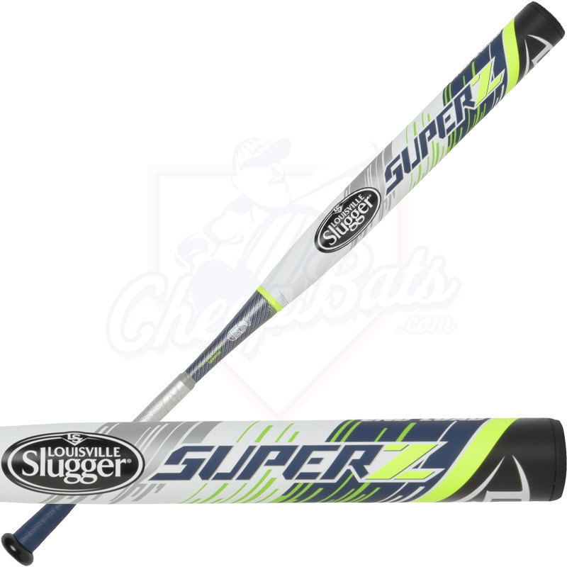 2016 Louisville Slugger SUPER Z Slowpitch Softball Bat End Loaded USSSA SBSZ16U-E