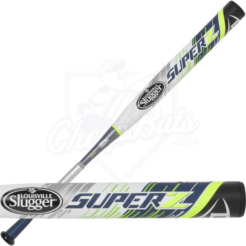 18f2e63a78c 2016 Louisville Slugger SUPER Z Slowpitch Softball Bat End Loaded USSSA  SBSZ16U-E