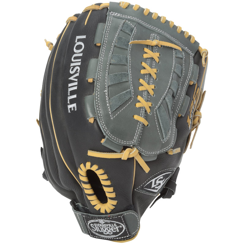 "Louisville Slugger 125 Series Slowpitch Softball Glove 13"" FG25BG6-1300"