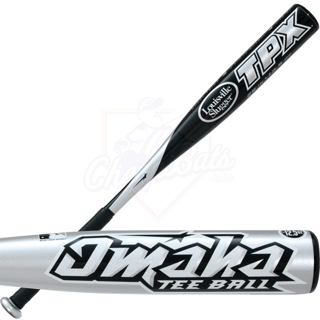 2012 Louisville Slugger Omaha Tee Ball Bat -12.5oz TB126