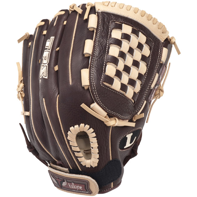 "2012 Louisville Slugger Valkyrie Fastpitch Softball Glove 12.5"" - VK1250"