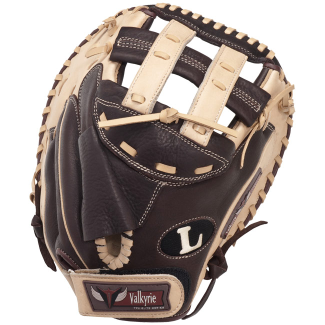 "2012 Louisville Slugger Valkyrie Fastpitch Catchers Mitt 33"" - VK204"