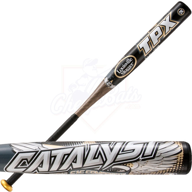 TPX Catalyst Youth Baseball Bat -12oz YB12C