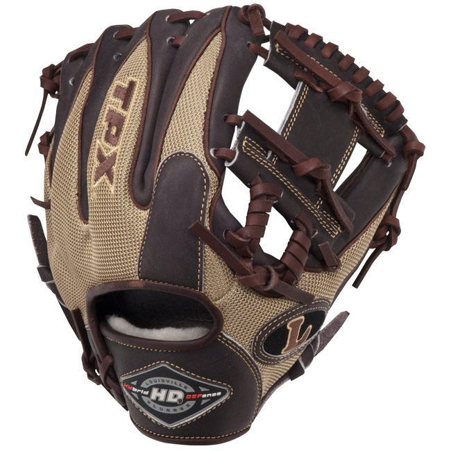 "Louisville Slugger HD9 Hybrid Defense Baseball Glove 11.25"" XH1125KGD"