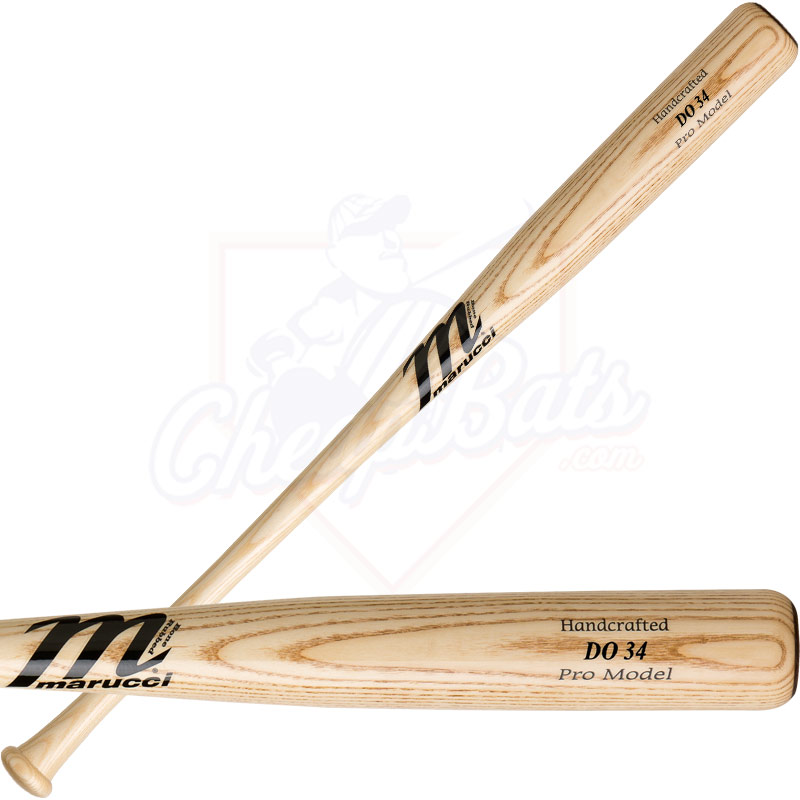 Marucci DO34A Ash Pro Wood Baseball Bat