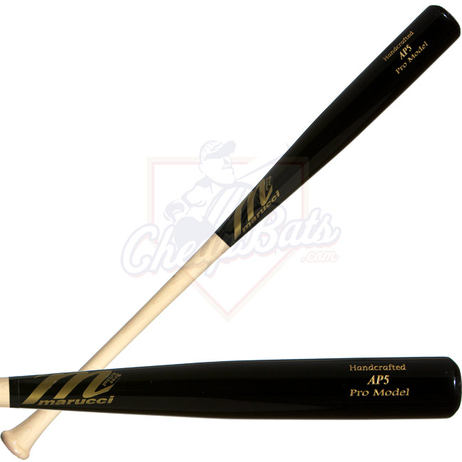 Marucci Albert Pujols Pro Model Wood Baseball Bat - AP5NB