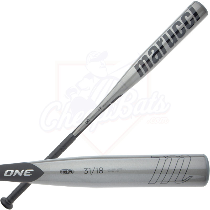 2014 Marucci One Youth Baseball Bat Black MYB1 -10oz