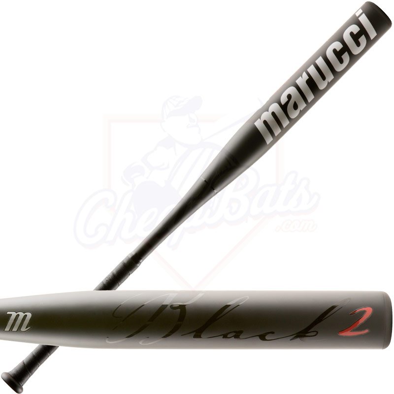 2013 Marucci Black 2 Youth Baseball Bat -11oz MYBB20