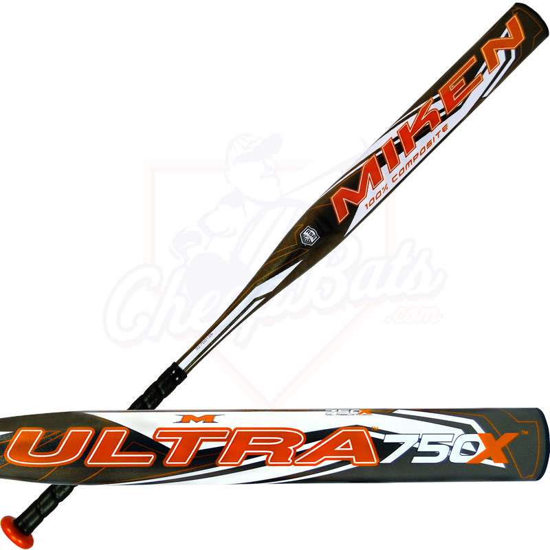 2015 Miken ULTRA 750X Softball Bat BALANCED ASA Slowpitch UL75BA