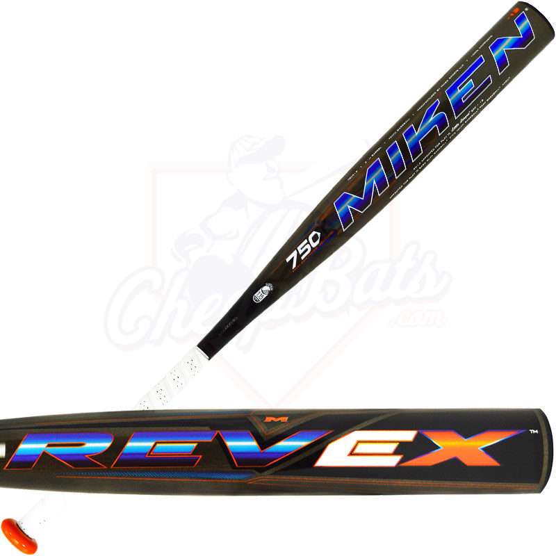 2014 Miken REV-EX Youth Baseball Bat -12oz YRVX12