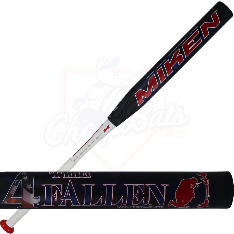 2016 Miken 4 THE FALLEN Balanced USSSA Slowpitch Softball Bat FALLBU
