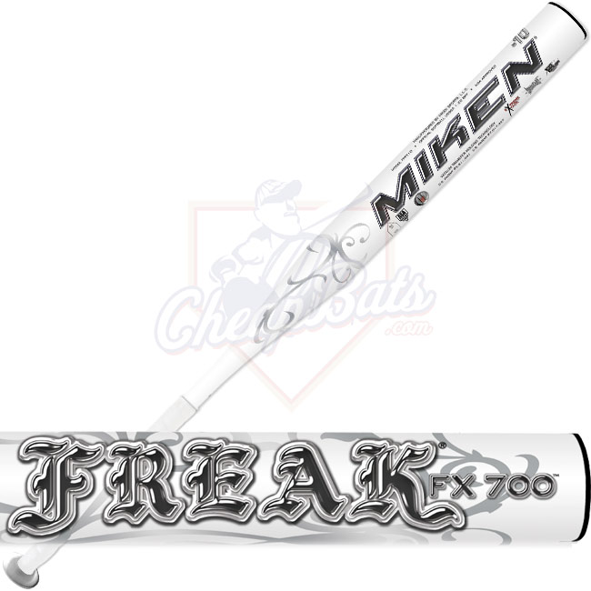 Miken Freak FX-700 Fastpitch Softball Bat -10oz. FPFX10